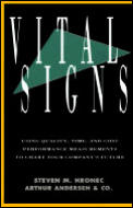Vital Signs Using Quality Time &