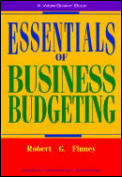 Essentials Of Business Budgeting