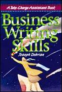 Business Writing Skills A Take Charge As
