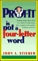 Profit Is Not A Four Letter Word