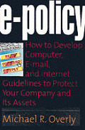 E Policy How To Develop Computer E Mail