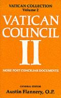 Vatican Council II More Postconciliar Documents
