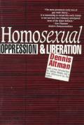 Homosexual Oppression & Liberation