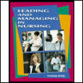 Leading & Managing in Nursing