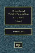 Cosmetic and Toiletry Formulations, Volume 3