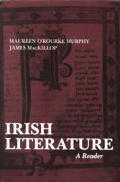 Irish Literature A Reader