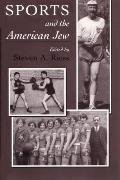 Sports and the American Jew (Sports and Entertainment) Cover