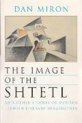 The Image of the Shtetl and Other Studies of Modern Jewish Literary Imagination (Judaic Traditions in Literature, Music, &amp; Art) Cover