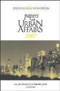 Brookings-Wharton Papers on Urban Affairs