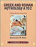 Greek & Roman Mythology A To Z A Young R