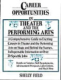 Career Opportunities In Theater & The Pe
