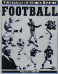 Timetables of Sports History: Football