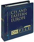 Cis and Eastern Europe on File (Regional Geography)
