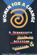 Women For A Change Grassroots Guide To Activ