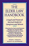 Elder Law Handbook A Legal & Financial