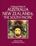 Cultural Atlas of Australia, New Zealand, and the South Pacific Cover