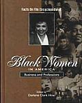 Black Women in America: Business & Professions
