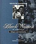 Facts on File Encyclopedia of Black Women in America