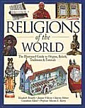 Religions Of The World The Illustrated