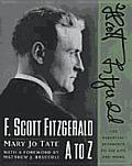 F Scott Fitzgerald A To Z