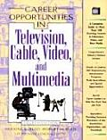 Career Opportunities in Television Video & Multimedia