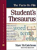 Student's Thesaurus (Facts on File)