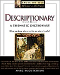 Descriptionary 2nd Edition A Thematic Dictionary
