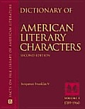 Dictionary of American Literary Characters (Facts on File Library of American Literature)