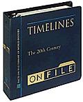 Timelines on File #03: The Twentieth Century