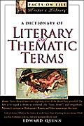 Dictionary Of Literary & Thematic Terms