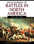 Encyclopedia Of Battles In North America 1517 T