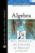 Algebra Sets Symbols & the Language of Thought