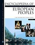 Encyclopedia of European Peoples, 2-Volume Set