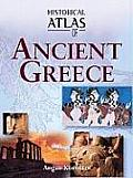 Historical Atlas of Ancient Greece (Historical Atlas)
