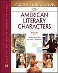 Student's Encyclopedia of Great American Characters Set, 4-Volumes (Student's Encyclopedia of American Literary Characters)