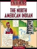 Atlas of the North American Indian (3RD 09 Edition)