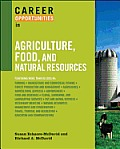 Career Opportunities in Agriculture, Food, and Natural Resources (Career Opportunities)