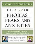 A To Z Of Phobias Fears & Anxieties