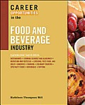 Career Opportunities in the Food and Beverage Industry (Career Opportunities)