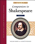 The Facts on File Companion to Shakespeare, 5-Volume Set