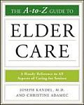 The A-To-Z Guide to Elder Care Cover