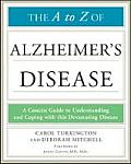 The A to Z of Alzheimer's Disease Cover