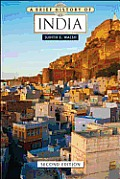 A Brief History of India, Second Edition (Brief History Of...)