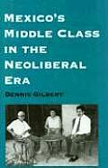 Mexico's Middle Class in Neoliberal Era (07 Edition)