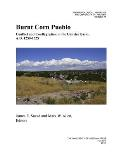 Burnt Corn Pueblo: Conflict and Conflagration in the Galisteo Basin, A.D. 1250-1325