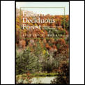 Eastern Deciduous Forest Ecology & Wildl Cover