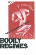 Bodily Regimes Italian Advertising Under Facism