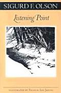 Listening Point (Fesler-Lampert Minnesota Heritage Book) Cover