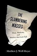 Slumbering Masses Sleep Medicine & Modern American Life