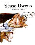 Jesse Owens Olympic Hero